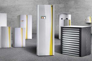 Wärmepumpen als Erneuerbare Energie - Energie sparen - Zraunig & Reschreiter - Installateur Spittal